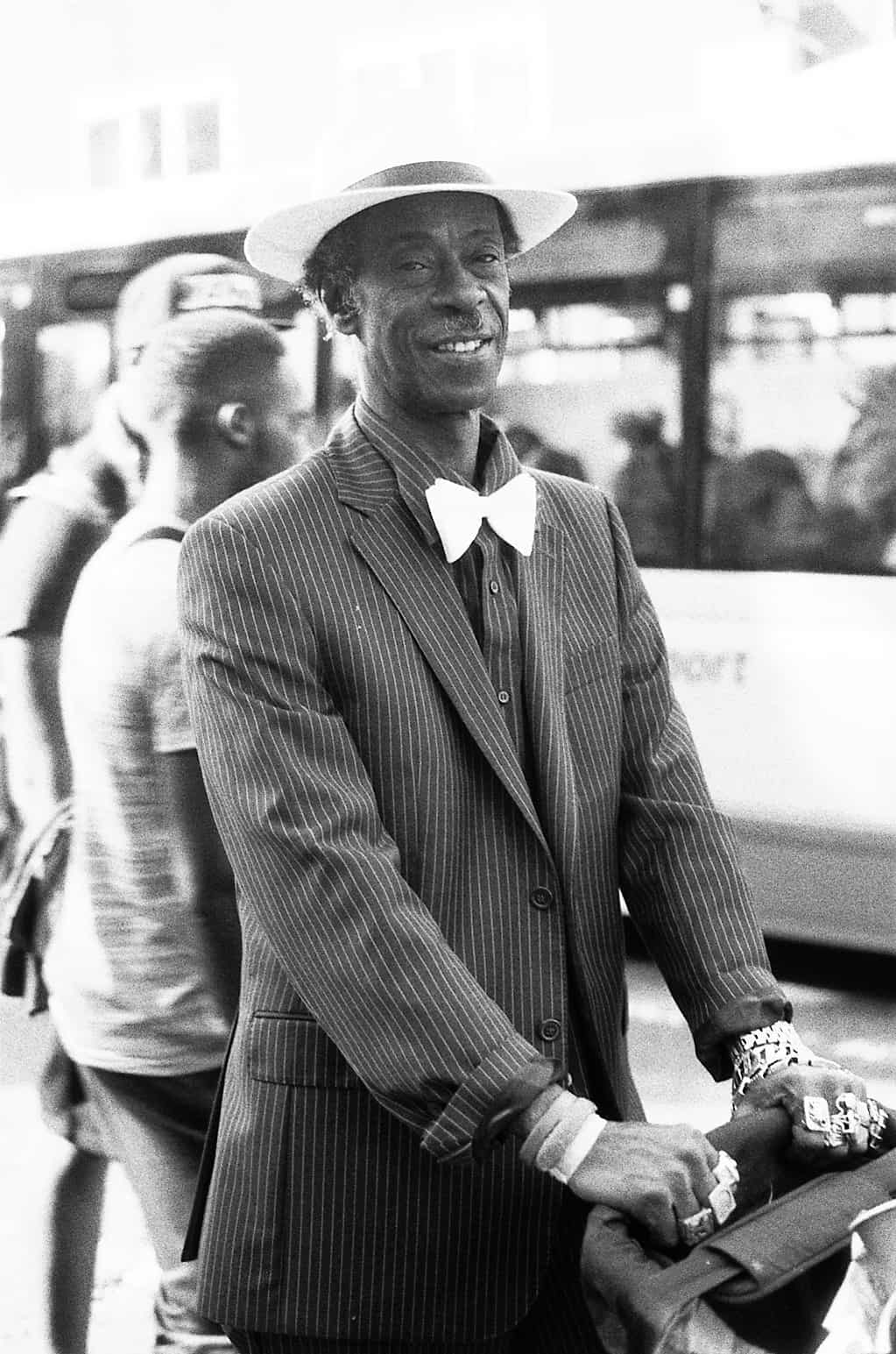 Photography by Justine Roland-Cal - Father Style Hackney Carnival