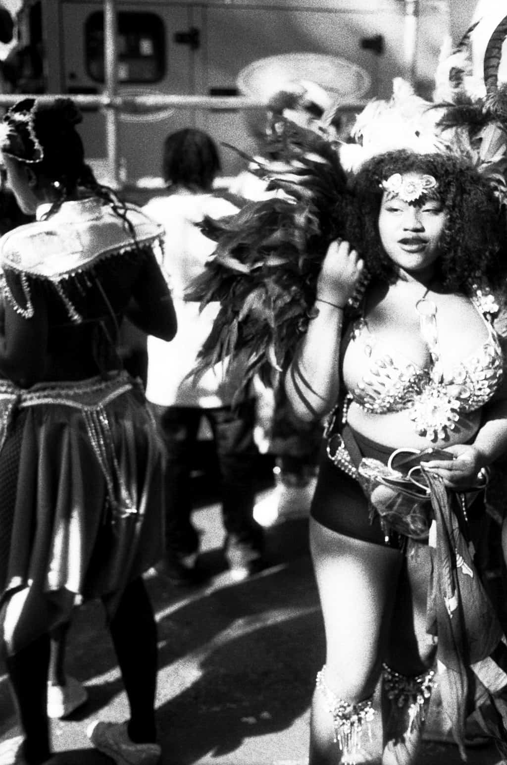 Photography by Justine Roland-Cal - Hackney Carnival 2018