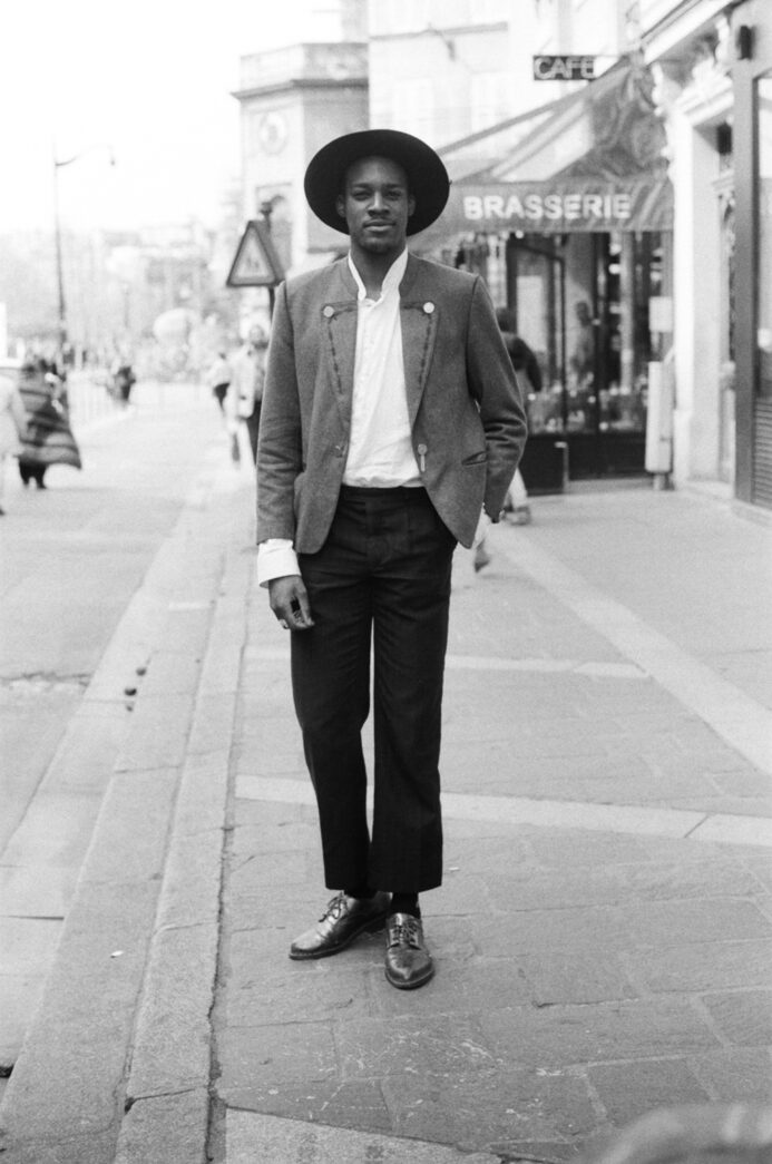 Photography by Justine Roland-Cal - Rue Mouffetard Dandy, Paris