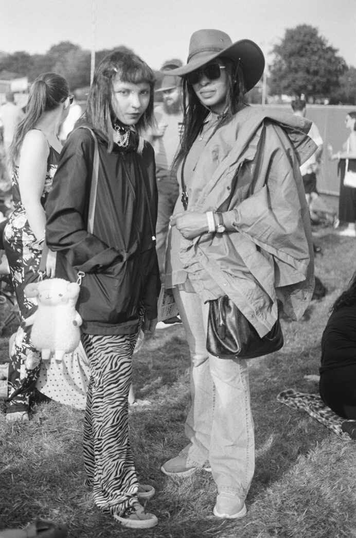 Photography by Justine Roland-Cal - Mother and daughter, Godiva festival, Coventry 2021